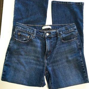 Vintage Levi's jeans 515 boot cut 12 short